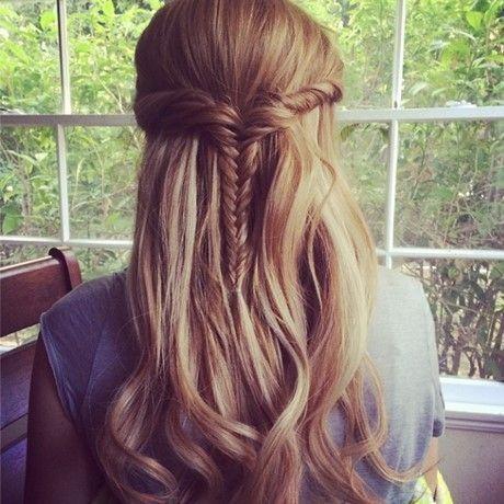 Open braids
