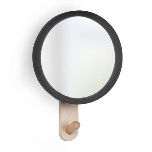 HUB Mirror Hook, Set of 3 - Umbra $60