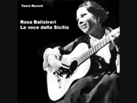 Rosa Balistreri - Proverbi siciliani