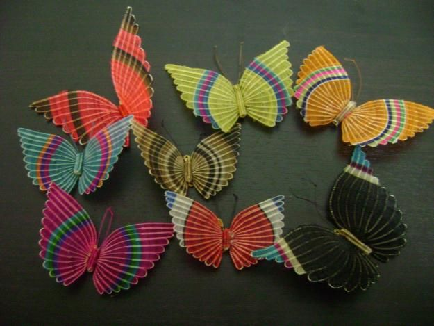 These are made out of horse hair - artesania chilena en crin