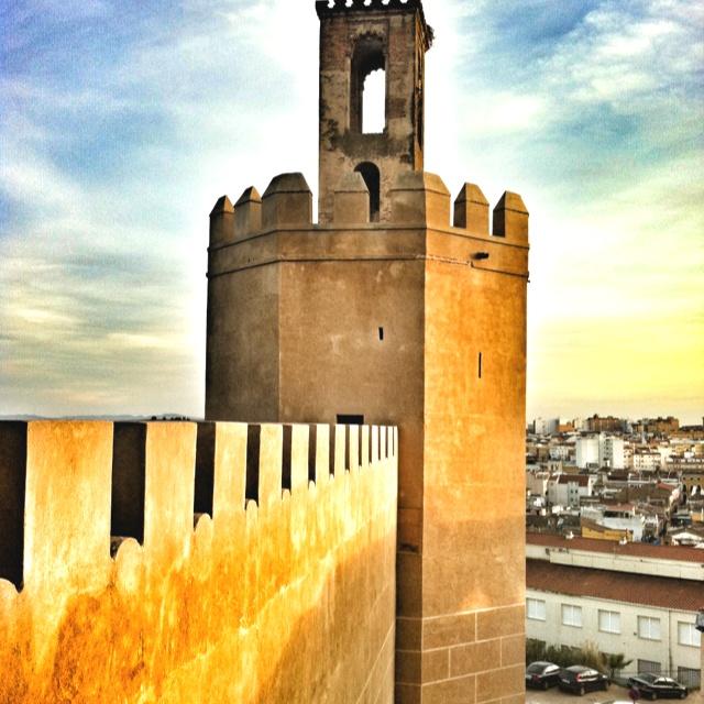 Torre de espantaperros en badajoz