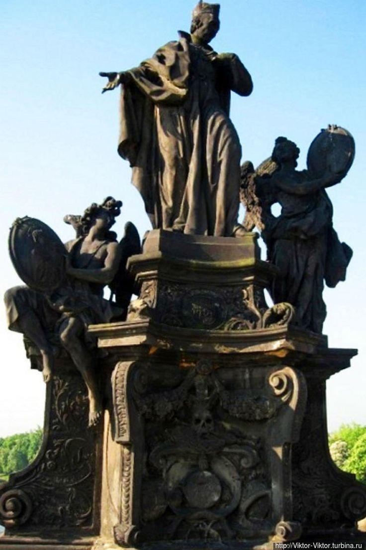 Святой Франсиско Борджиа, один из самых успешных и лучших генералов ордена иезуитов (1710 год, Фердинанд Брокоф).
