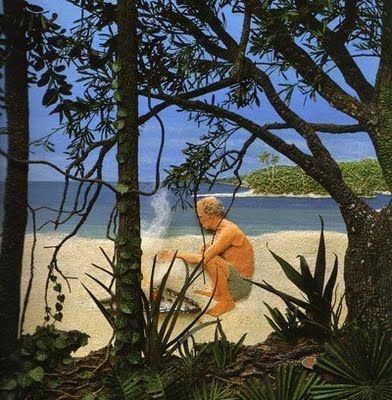 Where the Forest Meets the Sea - Jeannie Baker (wiki Resource page with links) NSW English Syllabus Suggested Texts S3