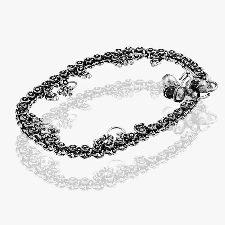 Silver Anklets Online Shopping: January 2015