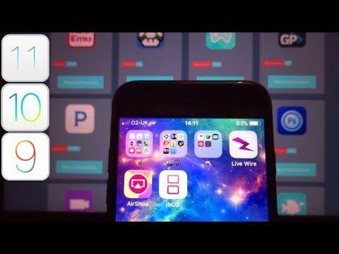 NEW Cydia Impactor Get Tweaked Apps & Games FREE iOS 12 / 11
