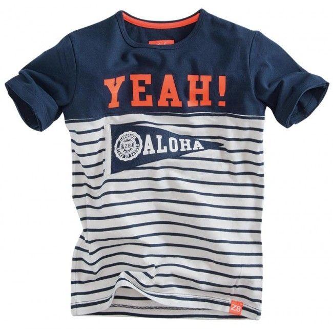 Z8 - T-shirt Tobias navy