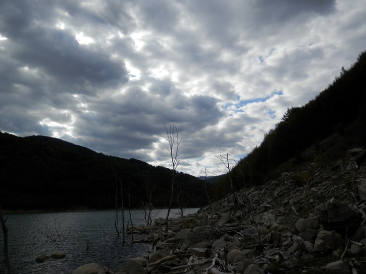 Valea Siriului, Buzau, Romania