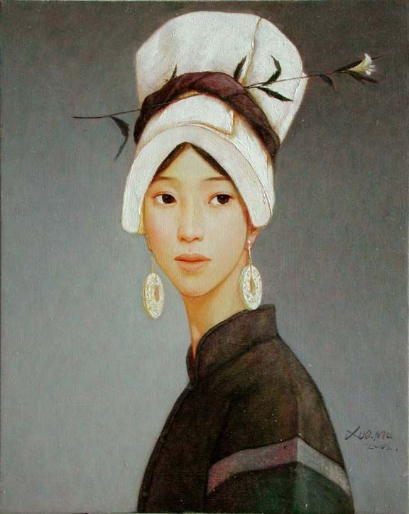 by Xue Mo-- would love to hang in my apartment.