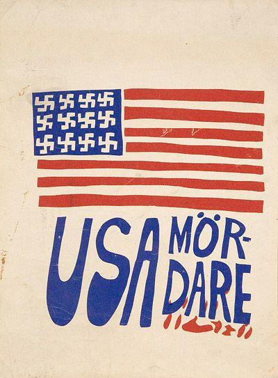 USA mördare | Affischerna 1967-1979