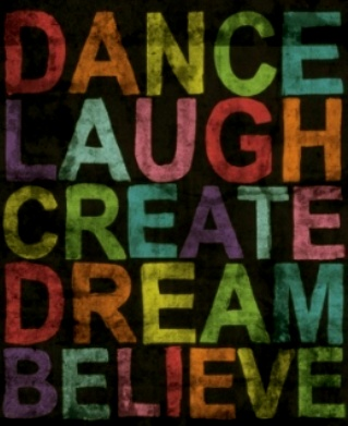 <3Crafts Quotes, Dreams Big, Inspiration, Colors, Girls Room, Canvas Wall Art, Believe Quotes, Dance, Good Advice