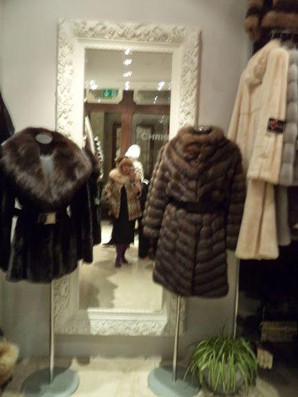 in The Four Seasons Hotel, Budapest [November 2014 JRH].