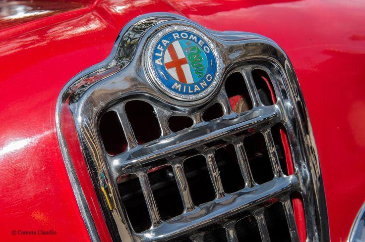 Il prestigio del Biscione Alfa Romeo!