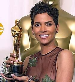 "Halle Berry: Best Actress Oscar winner for ""Monster's Ball""in 2001"