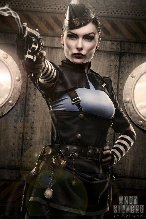 Image result for dieselpunk fashion
