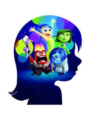 Longread: Pixar tackelt depressie bij kinderen | Animatiefilm | De Morgen