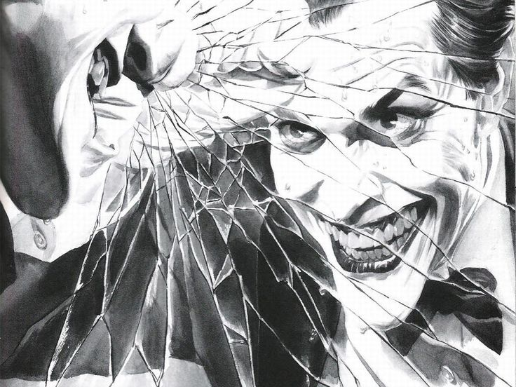 49 best super stuff images on pinterest comics teenage mutant black and white landscape joker jpg wallpaper voltagebd Choice Image