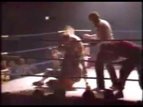 Lenny Mclean Vs Mad Gypsy Bradshaw Underground Fight
