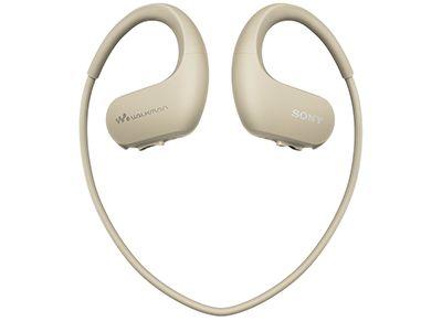 Αδιάβροχα Ακουστικά & MP3 Sony NW WS413 4GB Λευκό