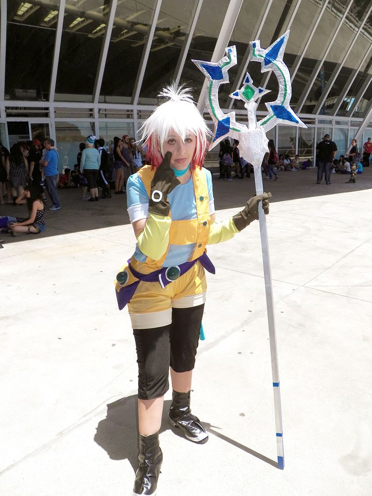Character: Pascal  Videogame: Tales of Graces f  Cosplayer: Rydia
