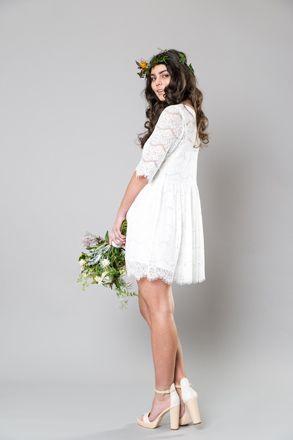 MIA bridesmaids dress by Sally Eagle Bridal #mia #fulllace #bridesmaidsdress #sallyeaglebridal #bridesmaids #wedding #bridal