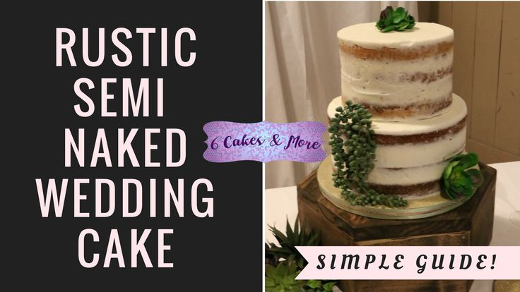How to assemble, stack, and support a tired cake!