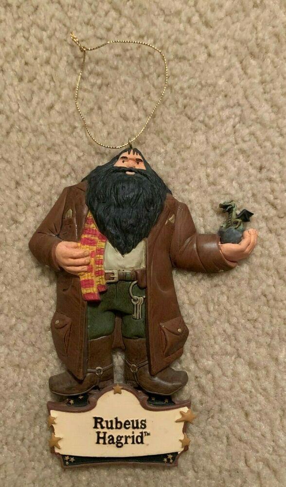 Harry Potter Hagrid /& Baby Norbert Christmas Tree Holiday Ornament Kurt Adler