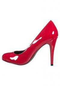 Even&Odd - Klassiska pumps - red