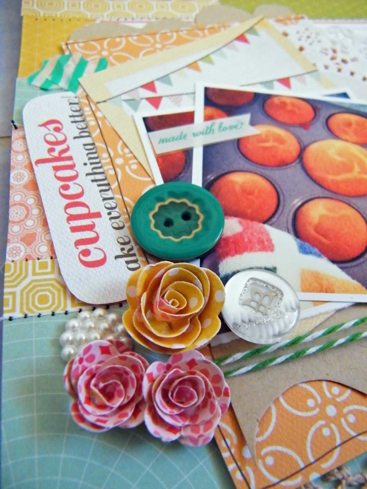 A Piece of Cake Designs - Blog: Inspiring a little Baking - http://apieceofcakedesigns.blogspot.com.au/2012/07/inspiring-little-baking.html