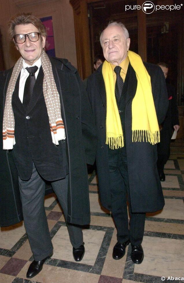 Pierre Bergé a approuvé le projet de comédie musicale Yves Saint Laurent