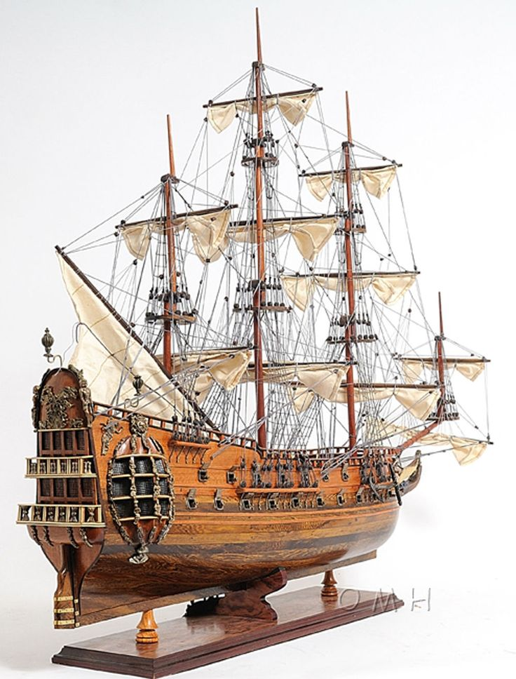 $689.00  1650 HMS Fairfax Tall Ship Hand Made Historic Ship
