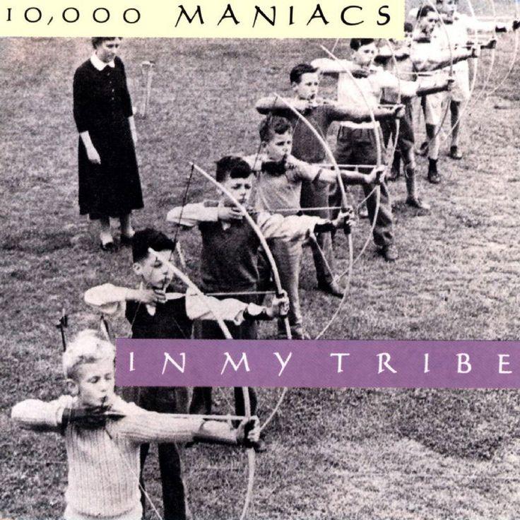 10000 maniacs photos | 10000 maniacs in my tribe 1987