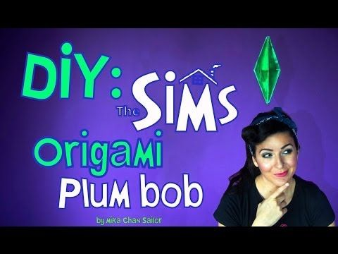 How to make Sims costume or photobooth DIY | Mika Chan Sailor - YouTube