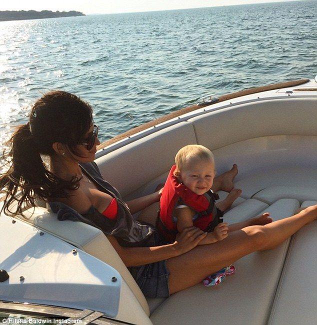 Hilaria Baldwin defends having help with her two children ...