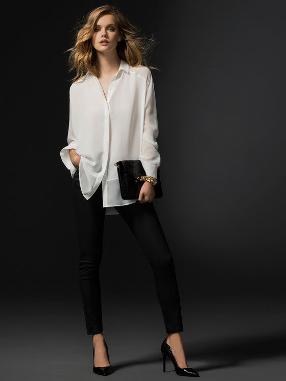 WIJDE BLOUSE LIMITED EDITION