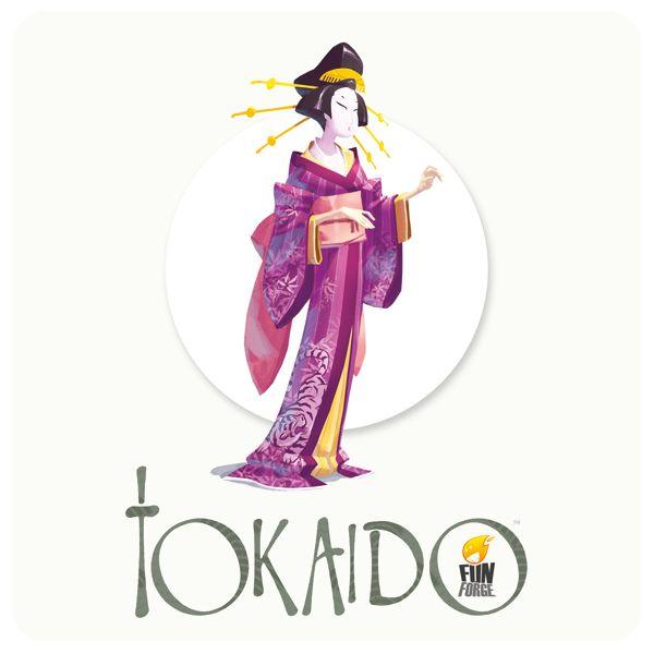 Tokaido : la geisha