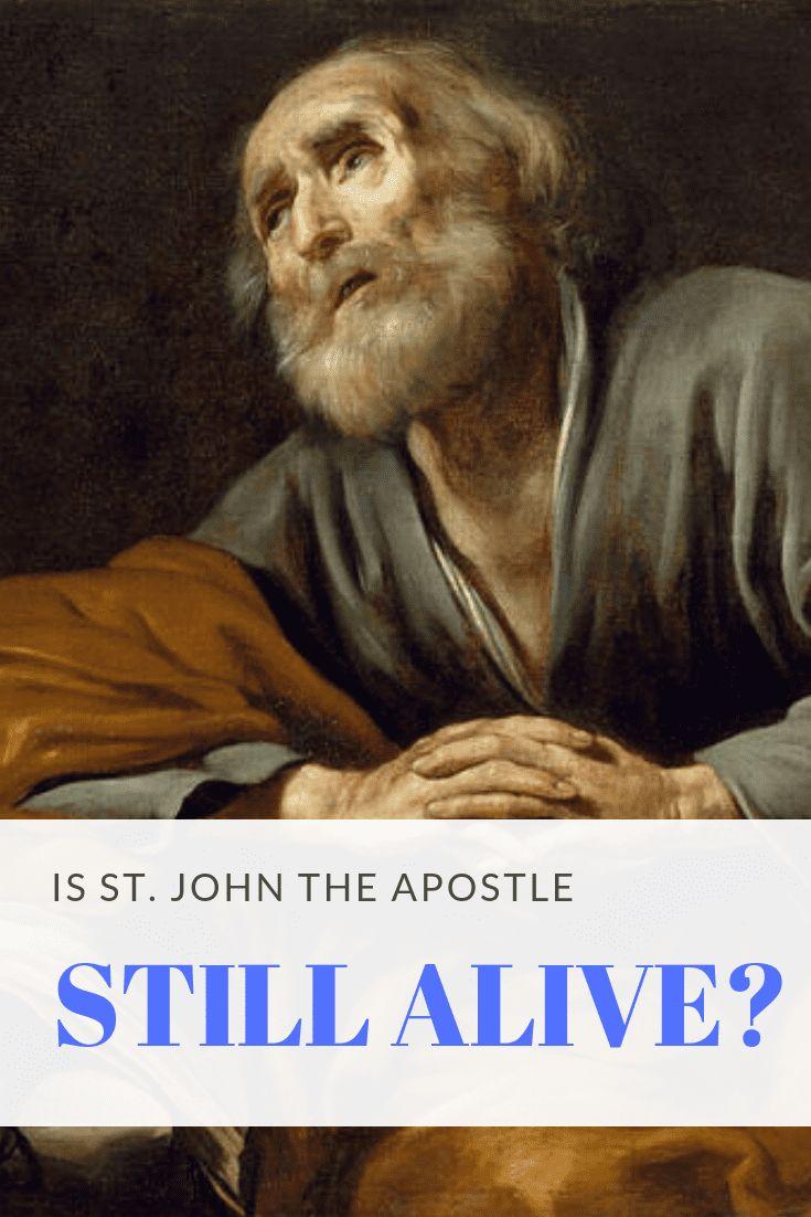 Is St John Still Alive Apostle John Book Of Revelation Vatican Secrets