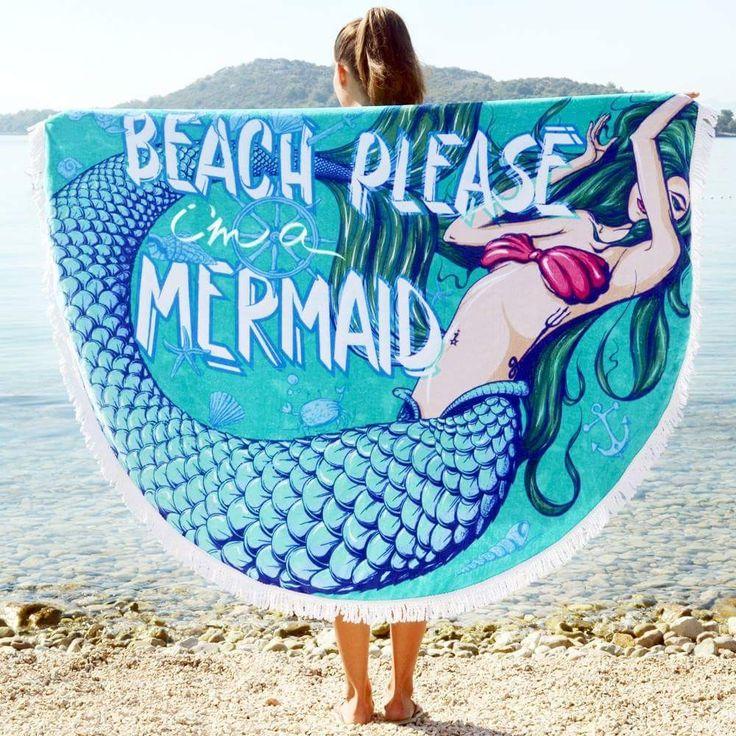 Mermaid Guest Towels: The 25+ Best Mermaid Towel Ideas On Pinterest