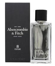 ABERCROMBIE & FITCH - 8 PERFUME EAU DE PARFUM 50ML SPRAY -  FOR HER. BRAND NEW-