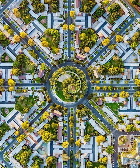The colors, the symmetry, the breathtaking beauty...here are 10 aerial photos you won't believe are real