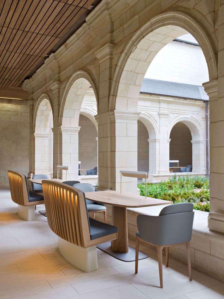 12 best jouin manku images on pinterest interiors for Hotel design en france