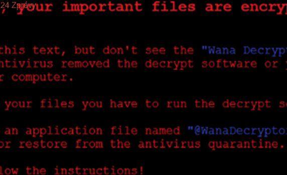 Firmy čelí novým útokům ransomware. Na Ukrajině, v EU i v Británii
