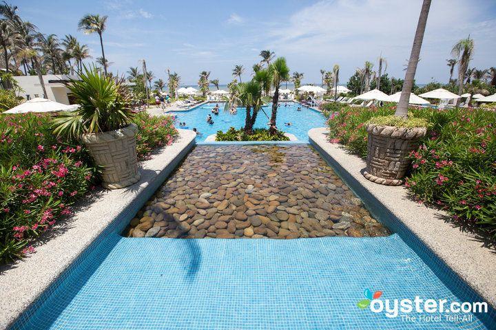 The Pool at Mayan Palace Beach at the Mayan Palace Acapulco
