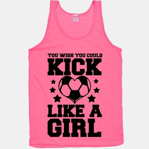 For my friends who are actually good at playing soccer:D