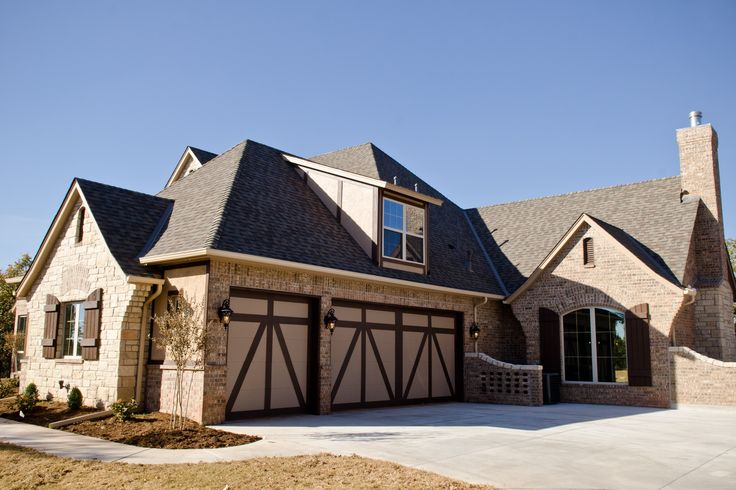 Beacon Custom Home with side entry garage