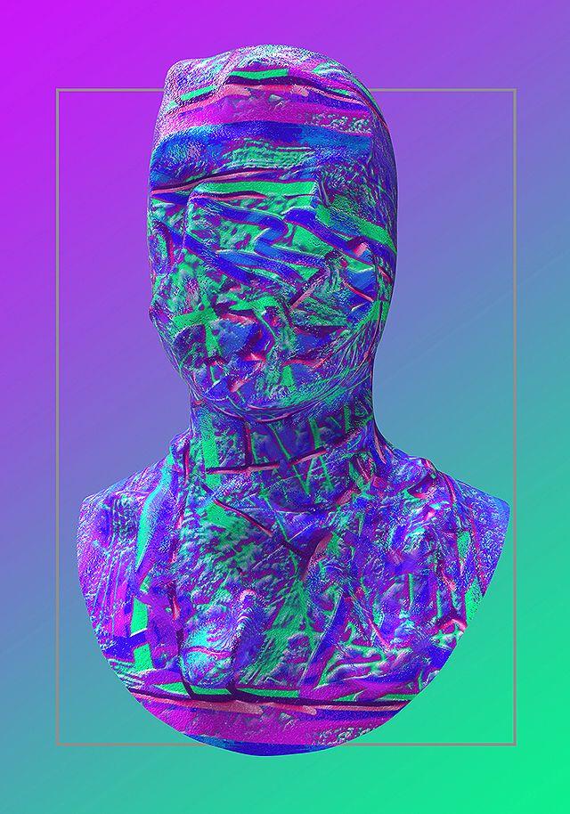 Digitalização da memória por Jon Rafman