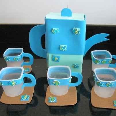 17 mejores ideas sobre objetos con material reciclado en pinterest ...