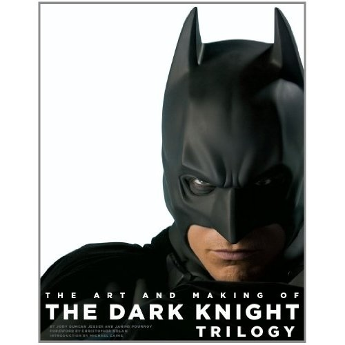 The Art and Making of The Dark Knight Trilogy http://amzn.to/NHd6eV: Worth Reading, Knights, Books Worth, Art, Jody Duncan, Dark Knight, Duncan Jesser