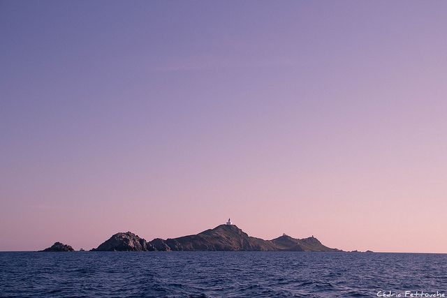 Sanguinary islands #scene #corsica