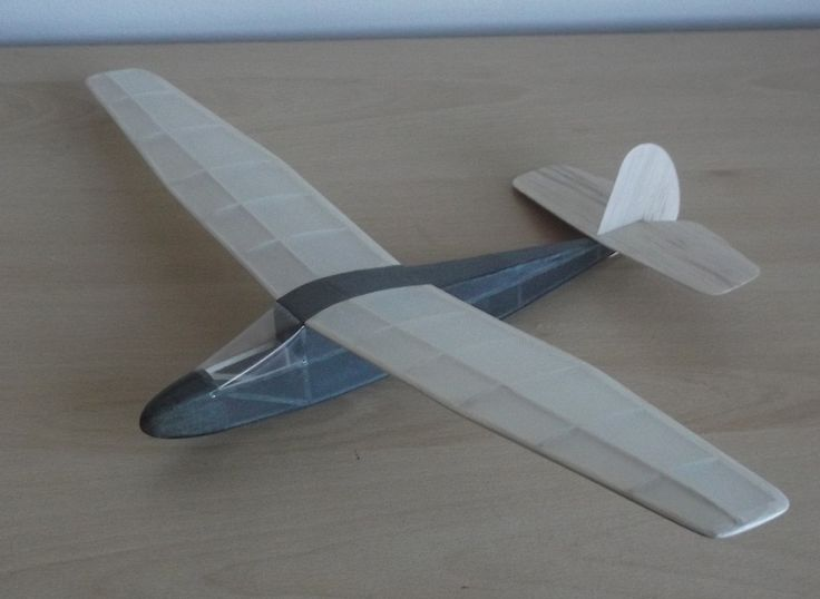 Plan Model Glider - WoodWorking Projects & Plans