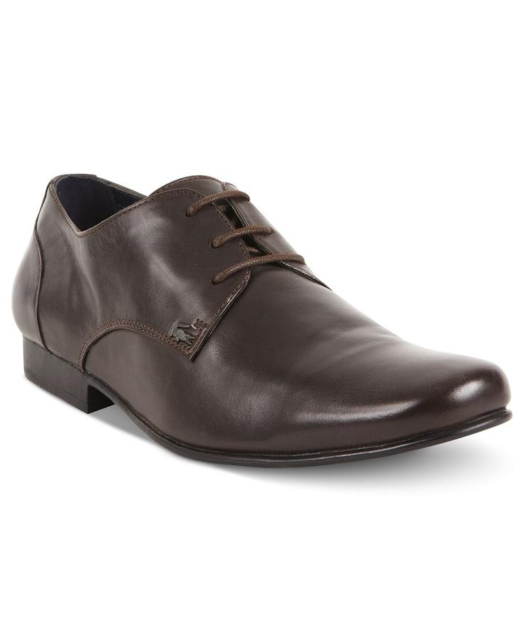 Lacoste Shoes, Henri Oxfords - Macy's